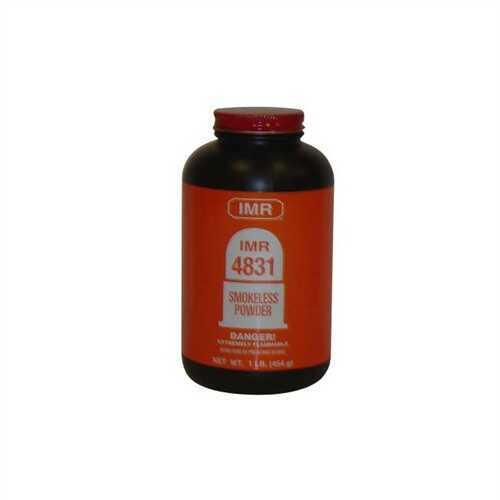 IMR Legendary Powders IMR Powder 4831 Smokeless 1 Lb