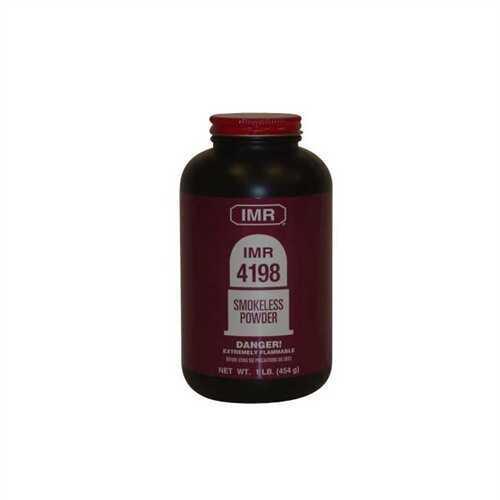 IMR Legendary Powders IMR Powder 4198 Smokeless 1 Lb