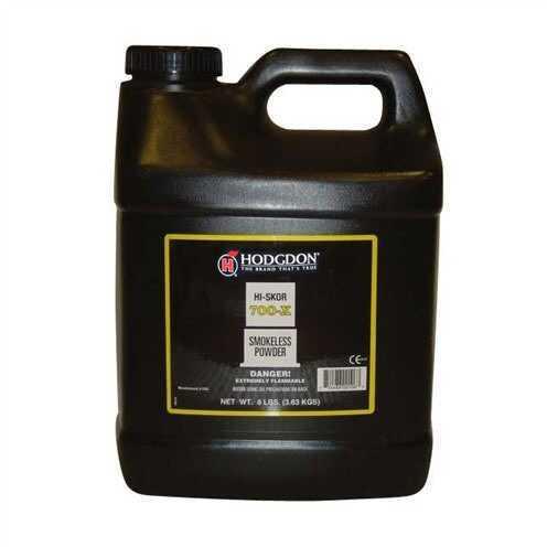 Hodgdon 700-X Powder 8Lb