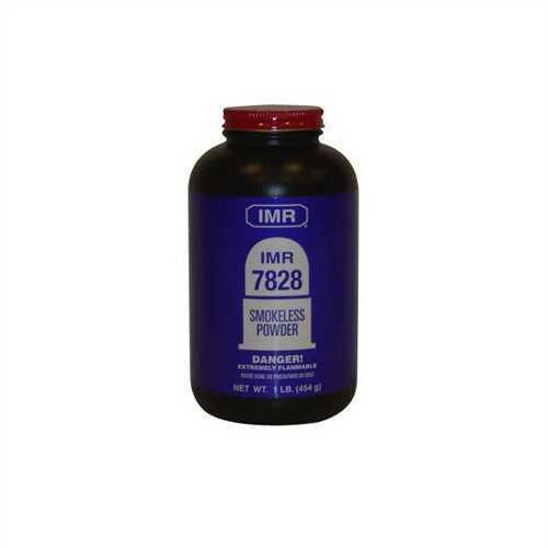 IMR Legendary Powders IMR Powder 7828 Smokeless 1 Lb