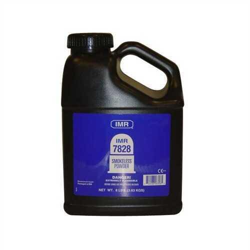 IMR Legendary Powders IMR Powder 7828 Smokeless 8 Lb
