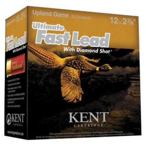 Kent Cartridges Kent Ultimate Fast Lead 20 Ga 2-3/4'' Shotshell (25 rounds Per Box)