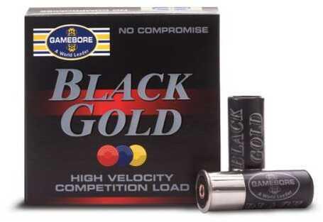 Kent Cartridges Kent Game Bore Black Gold 12Ga 2.75 1Oz #8 25/Box (25 rounds Per Box) Ammo