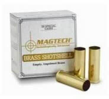 MagTech Ammunition Magtech 12 Ga Brass Shotshell 25/Bx