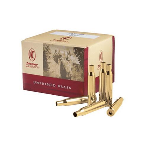 Nosler Brass 7mm Remington Mag (Per 50) 10185