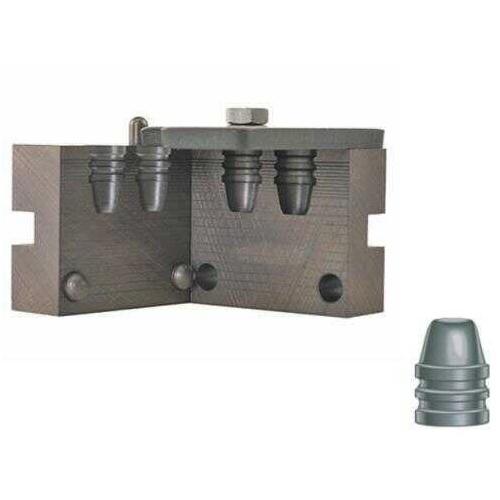 RCBS 2-Cavity Bullet Mold For 45 Caliber 200 Grain Semi-Wadcutter Md: RCB82046