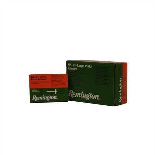Remington Rem Primer 22604 2-1/2 Large Pistol