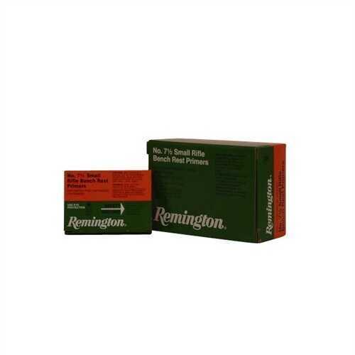 Remington Rem Primer 22628 7-1/2 Small Rifle Br