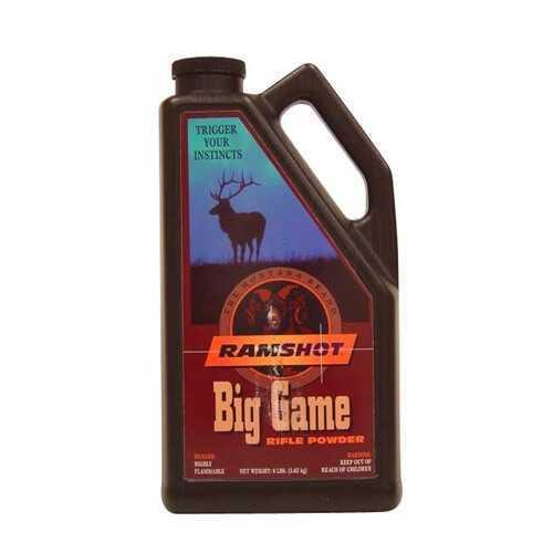 Western Powders Ramshot Big-Game Pwdr 8Lb