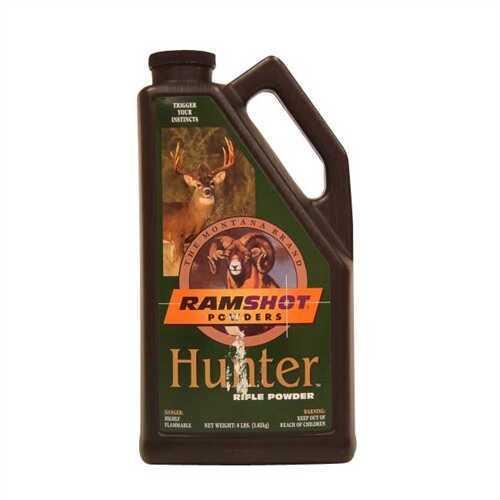 Western Powders Ramshot Hunter Pwdr 8Lb