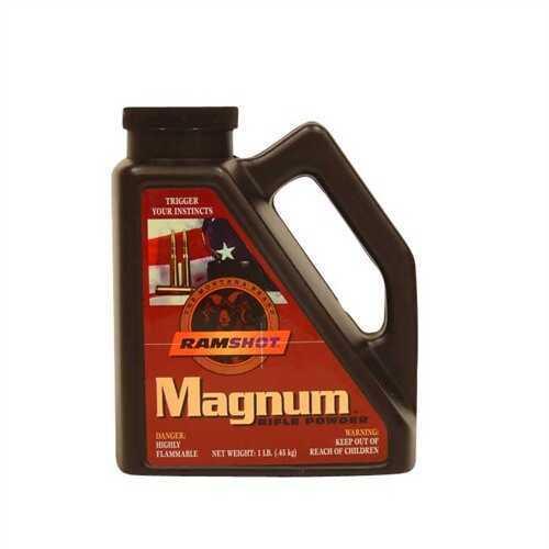 Western Powders Ramshot Magnum