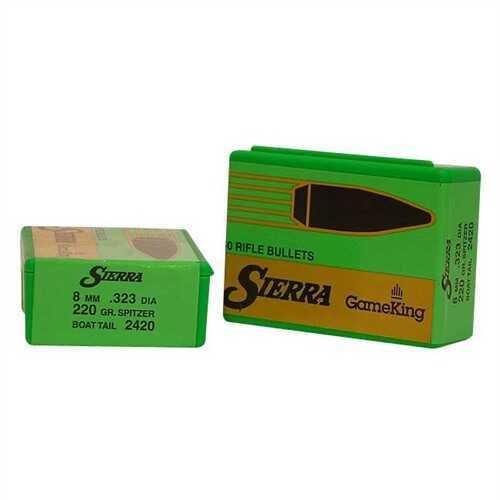 Sierra 8mm 220 Gr SPT (Per 50) 2420