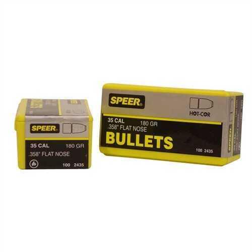 Speer 35 Caliber 180 Gr FN SP (Per 100) 2435