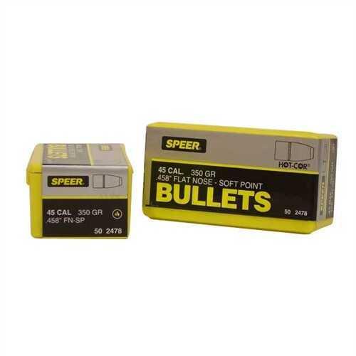 Speer 45 Caliber 350 Gr FN SP (Per 50) 2478