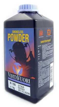 VihtaVuori Powder N150 Smokeless 1 Lb