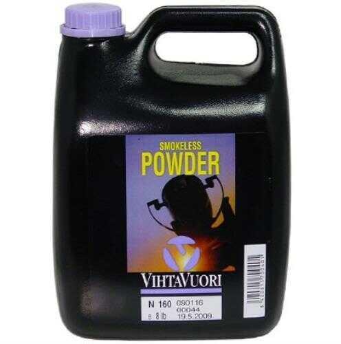 VihtaVuori Powder Oy N160 Smokeless 8Lb