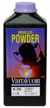 VihtaVuori Powder Oy N320 Smokeless 1 Lb