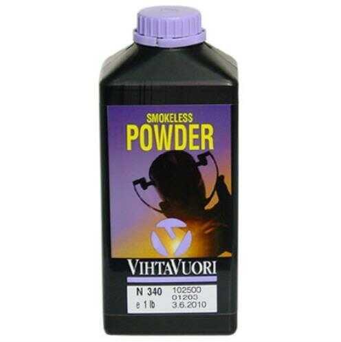 VihtaVuori Powder Oy N340 Smokeless 1 Lb