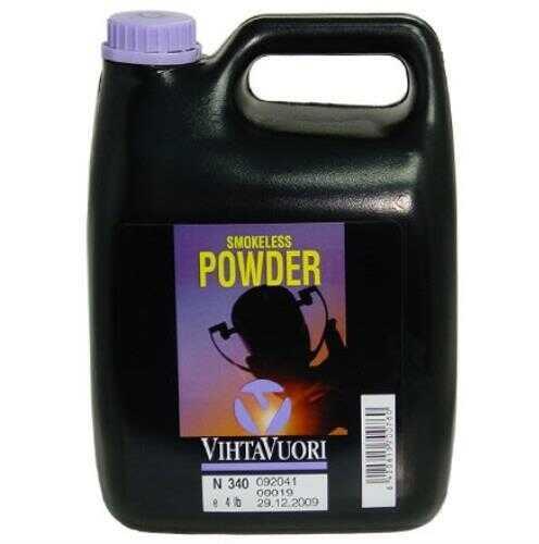 VihtaVuori Powder Oy N340 Smokeless 4 Lb