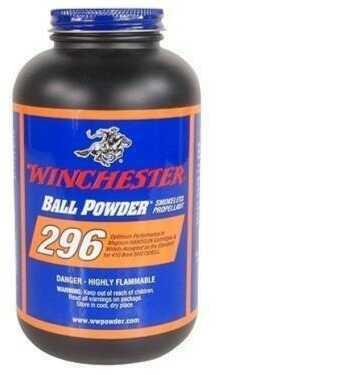 Winchester Powder 296 Smokeless 1 Lb