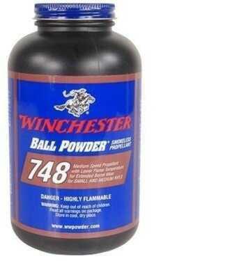 Winchester Powder 748 Smokeless 1 Lb
