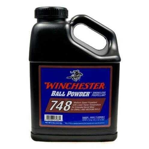 Winchester Powder 748 Smokeless 8 Lb