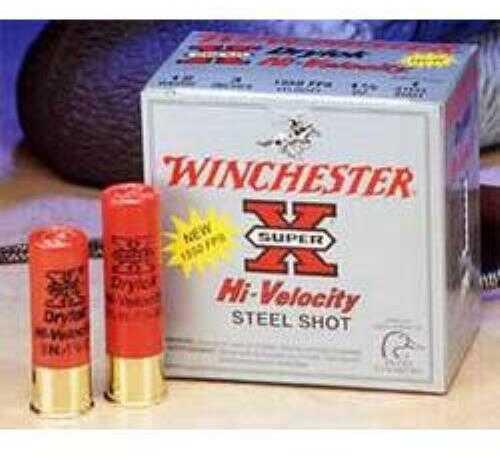 Winchester 12Ga 3.5In Steel MAXd 1.25Oz #2 (25 rounds Per Box) Ammo