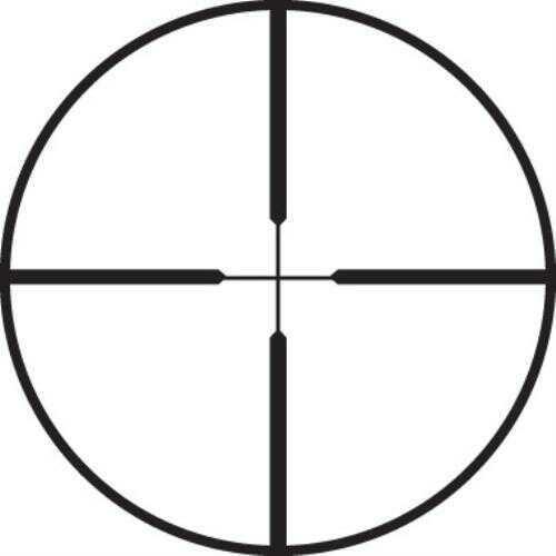 Leupold VX-3 Riflescopes 3.5-10x40mm Silver Duplex Reticle 66095