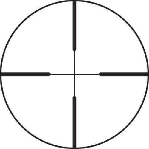 Leupold VX-2 Ultralite Riflescope 3-9x33mm Silver Duplex 110821