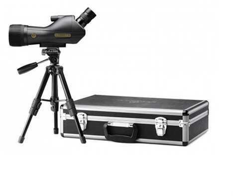 Leupold SX-1 Ventana Spotting Scope 15-45x60 Kit, Angled Black 111359