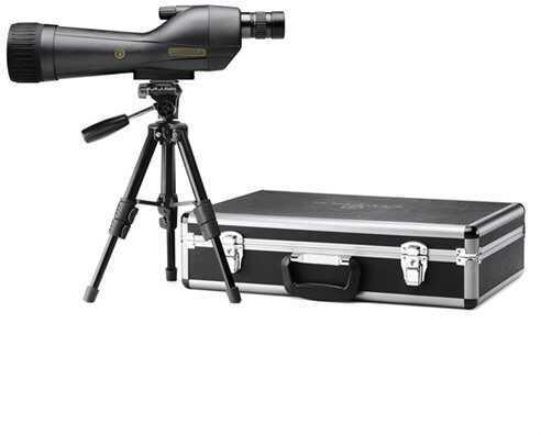 Leupold SX-1 Ventana Spotting Scope 20-60x80mm Kit, Straight, Black 111362