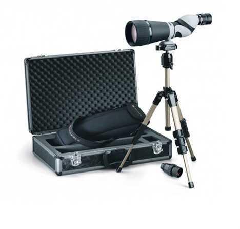 Leupold Kenai 30x 25-60x80 HD Straight Gray/Black, Kit 64305