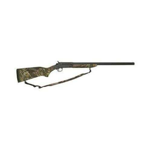 NEF/H&R Turkey Gun 12 Gauge Shotgun 24 Inch Full 3.5 Inch Chamber Camo With Sling/Swivels 72142