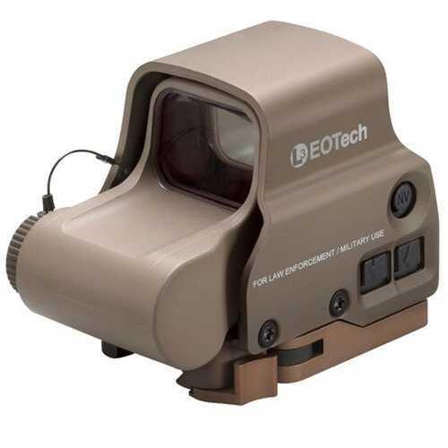 EOTech EXPS3-2 Sight Reticle Pattern 65MOA Ring/(2)1MOA Dots, Tan EXPS3-2TAN