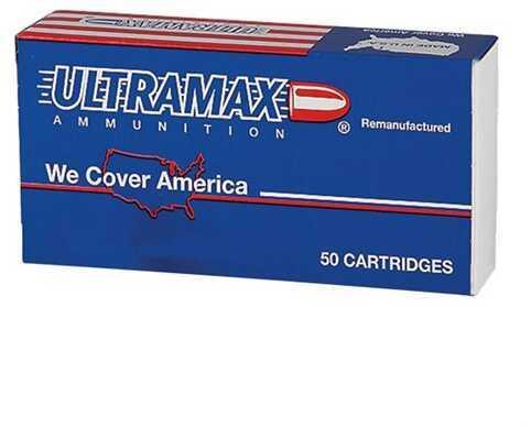 Ultramax 380 Automatic 380 Auto, 95gr, Full Metal Jacket, (Per 50) 380R2