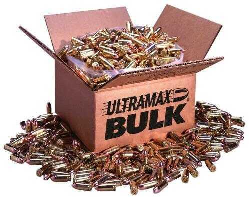 Ultramax Ammunition 40 S&W 180 Grains FMJ
