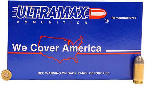 Ultramax Ammo 45 ACP 230 Gr LRN 250/Bx