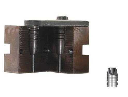 Lyman 1-Cavity Bullet Mold For 44 Special, 44 Remington Magnum 250 Grain Devastator Hollow Point Gas Check