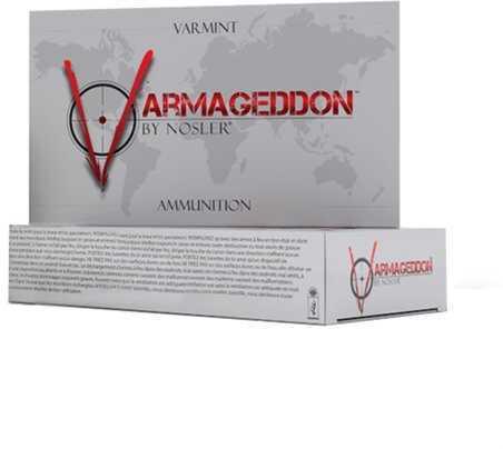 Nosler Varmageddon 223 Remington 62 Grain HPFB (Per 20) 40223
