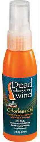 Dead Down Wind Scent Eliminator Oil - Gun/Bow/Reel 2oz 2002N