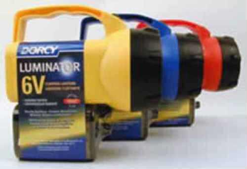 Dorcy Lantern Pack Floating 6V W/Battery 2087