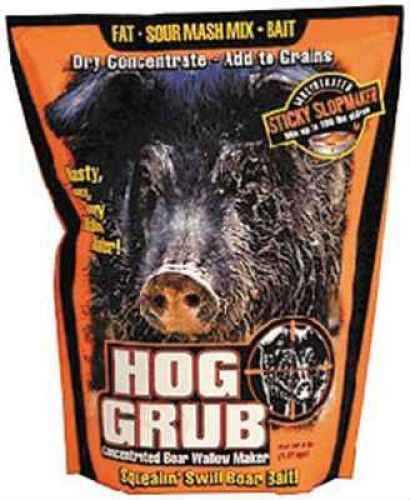 Evolved Habitats Evolved Game Attractant Hog Grub 4# Bag 40409