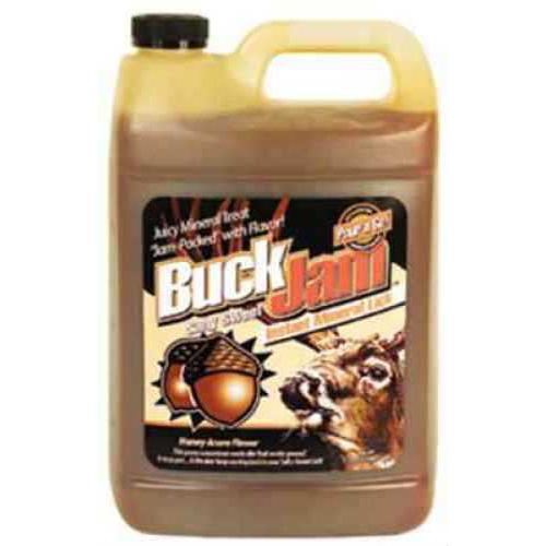 Evolved Habitats Evolved Game Attractant Buck Jam Honey Acorn 1 Gal 41304