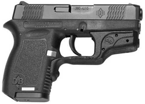 Diamondback Firearms Pistol 9mm Luger Auto 9mm Luger Black Poly/Black Ctc DB9CTC