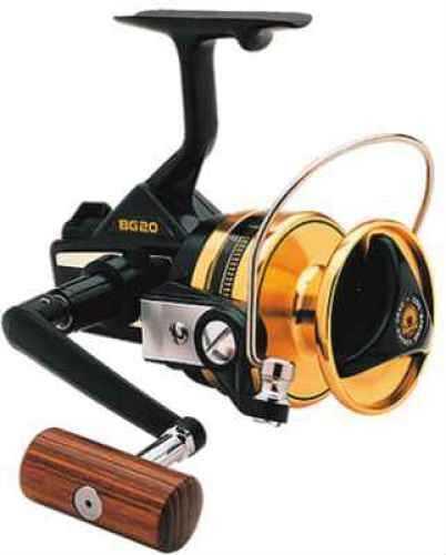 Daiwa Black Gold Reel Spinning 3bb 250/14 Size 30 BG30