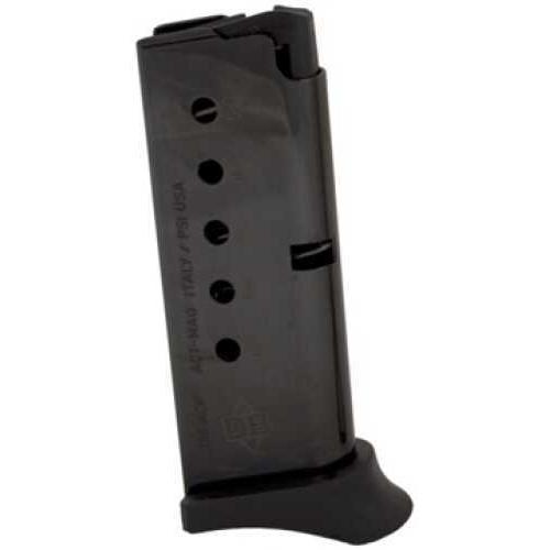 Diamondback Firearms Diamondback Magazine 9MM Auto 9MM Auto 6rd Black Flat Bottom Md: DBMGDB9009G80