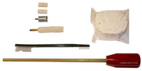 Dewey Rods Bolt Lug Recess Cleaning Tools Chamber cleaning rod (8/32 female tread), Lug recess cleaning head (8 BAC