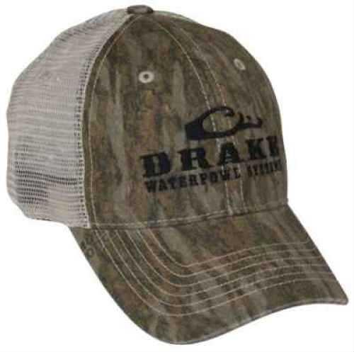 Drake Waterfowl Drake Mesh Back Cap - Logo Bottomland DW167BML