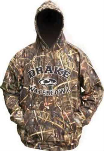 Drake Waterfowl Drake Hoodie Max-4 Size XL DW224X209MX4XL
