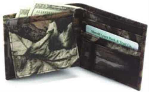 Enmon Accessories Enmon Trifold Wallet Leather Break-Up Camo 60577